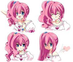[MLP]Pinkie Pie -Facial Expression by SakuranoRuu.deviantart.com on @deviantART