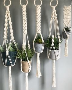 "4 Likes, 1 Comments - KNOTLY Macrame & Woodwork (@knotlymacrame) on Instagram: ""Today is my 30th birthday and I'm just embracing the fact that I've turned into a total plant…"""