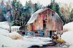 lian quan zhen watercolor - Google Search