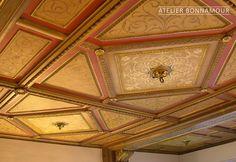 Rénovation - French Mansion ©Atelier-Bonnamour.com
