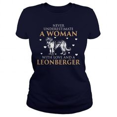 Leonberger T Shirts, Hoodies. Check price ==► https://www.sunfrog.com/LifeStyle/Leonberger-126196396-Navy-Blue-Ladies.html?41382 $23
