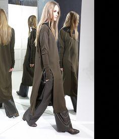 nude fashion knit-sweater knitwear pants ecoleather moda style abbigliamento