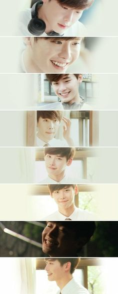 Just be mine, Lee Jong Suk~ | i love his eyes, his smile, his voice, i love everything about him, hahahaha. why he looks so gorgeous..