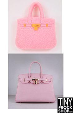 Barbie Hermes Birkin Bag