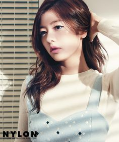 Jung So Min Captivates With Different Looks In February 2015 Issue Of NYLON Korea | Couch Kimchi