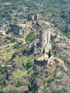 Cathar towers
