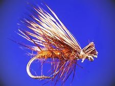 3 Elk Hair Caddis Dry Flies - Flies / Fly Fishing