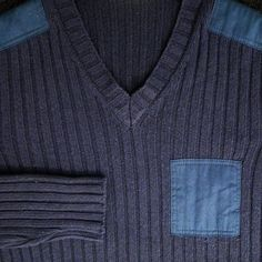 Military knit, produced in 1997 by Helmut Lang