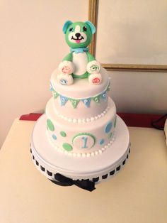 Leapfrog Scout Cake By Amy Hart