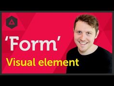 'Form' Visual element of Graphic Design / Design theory Ep7/45 [Beginners guide to Graphic Design] - YouTube