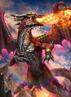 Fantasy Diamond Painting Kits that include Fairies and Dragons and all things fantasy. Warcraft Art, World Of Warcraft, Fantasy Dragon, Fantasy Art, Final Fantasy, Fantasy Creatures, Mythical Creatures, Mononoke Anime, Sublime Creature