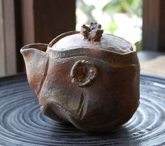 Tokyo Gallery Iga ware vessel clamping Japanese Bizen yaki pottery Naganawa Product Details