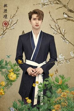#VIXX 4th MINI ALBUM #桃源境 (#도원경) CONCEPT PHOTO Birth Flower KEN