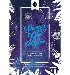 #UP10TION - 4th Mini Album: Summer Go! Thank You CD (Limited Edition). Buy it now only for $10.77.