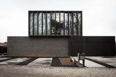 Single family house Erembodegem - Projects - pascal francois - architects