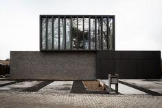 "cubontinism: ""Pascal François Architects - 1111 House Erembodegem Fotos © Thomas De Bruyne """