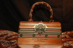 Classic Box Bag by Afterburn Accessories by AfterburnAccessories, $35.00