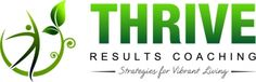 THRIVE Results Coaching for stress reduction