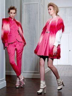 RZ pink fur