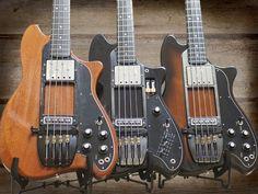 Ovation Magnum I/II basses