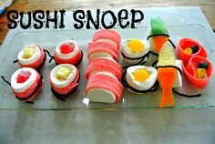snoepsushi maken - Google zoeken