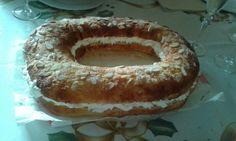 Roscón de Reyes ,no quedaron ni las migas