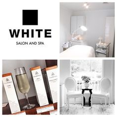 "@cosmedix_'s photo: ""Today's Spa Highlight goes to @whitesalonatl a gorgeous space that can help you with all of your beauty needs in Atlanta!"""
