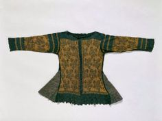 Isis' Wardrobe: Informal jackets and waistcoats of the early 17th century