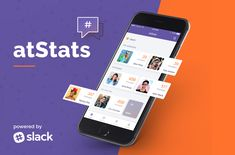 """Check out my @Behance project: """"atStats - Interact with friends on Slack in a new way"""" https://www.behance.net/gallery/57908151/atStats-Interact-with-friends-on-Slack-in-a-new-way"""