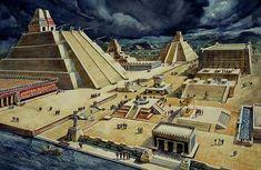 ciudad de tenochtitlan - Buscar con Google