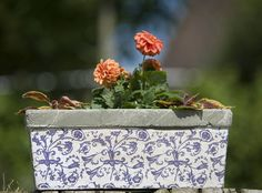 ceramic garden planter or plant pot by the orchard | notonthehighstreet.com