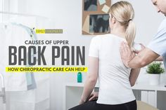 Causes Of Upper Back Pain And How Chiropractic Care Can Help – Family Chiropractic Clinic Chiropractic Clinic, Family Chiropractic, Upper Back Pain, Back Pain Exercises, Back Pain Relief, How To Get Rid, Singapore, The Cure