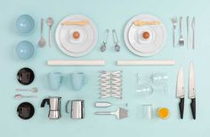 Carl Kleiner's work for IKEA with the cookbook now this is just epic