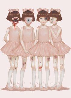 Dolls kowai kawaii