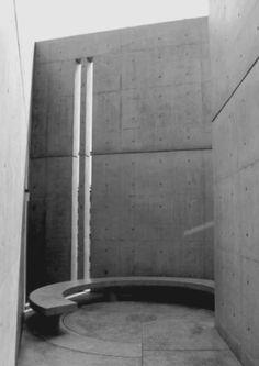 Japan. Church of the Light (Ibaraki Kasugaoka Kyokai Church) 4-3-50, Kita-kasugaoka  Ibaraki-shi, Osaka-fu  // architect: Tadao Ando 1989