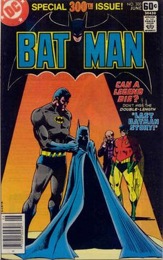 COMIC batman 300 #comic #cover #art