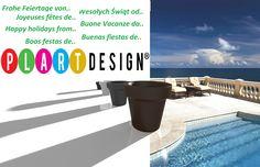Lo staff di Plart Design, vi augura Buone#Vacanze ! Plart Design Staff, wish you Happy Holiday !!