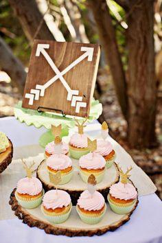Dreamy Navajo 1st Birthday Party via Kara's Party Ideas KarasPartyIdeas.com   Cake, printables, tutorials, giveaways, and more! #dreamynavajoparty #dreamynavajoparty (21)