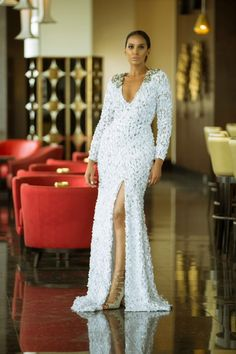 Chidinma Obairireleases herSpring 2016 Collection.The collection is absolutely cohesive with a glamorous story tied neatly withlaces in blue, white, gold and silver hues that most accurately convey the designer's Spring/Summer 2016 vision. Check Out The Photos ForChidinma Obairi's Spring 2016 Collection via bella No related posts.