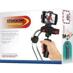 Steadicam Smoothee for iPhone 4 $149.95