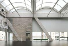 Kultur- und Sportzentrum in Paris / Glas für Saint-Blaise - Architektur und Architekten - News / Meldungen / Nachrichten - BauNetz.de