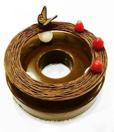 «Choco rhapsody cake - Think Pastry»