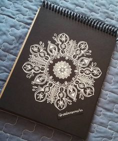 #mandala #mandala_sharing #mandalamaze #mandalaart #whitemandala #mystaedtler #art #ink #artwork #creative #arts_help #arts_collective #draw #drawing #sketch