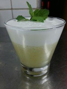 Abacaxi c/ hortelã