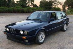 M20 Powered 1990 Bmw 318i Touring 5 Speed Bmw 318i Touring Bmw 318i Touring