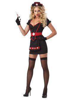 Brand New Sexy Cardiac Arrest Nurse Deluxe Adult Halloween Costume Halloween Costumes Plus Size, Nurse Halloween Costume, Sexy Nurse Costume, Nun Costume, Adult Halloween, Girl Costumes, Costumes For Women, Female Costumes, Costume Ideas