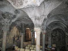Chiesa rupestre dello Spirito Santo