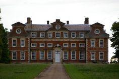 Raynham Hall Mansion in Norfolk, England