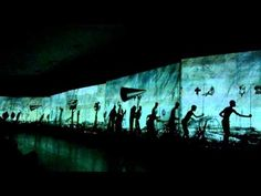 "William Kentridge exhibition 'If We Ever Get to Heaven' at Eye Amsterdam This recording is a part of ""More Sweetly Play the Dance"" 20150720 using my Lumia 52..."