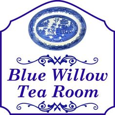 Blue Willow Tea Room, Located in Historic Old Towne Petersburg